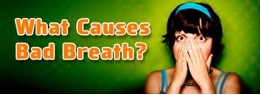 Children's Bad Breath