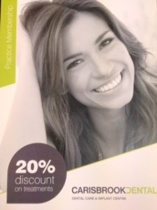 Carisbrook Dental Manchester - Dental Services Feedback