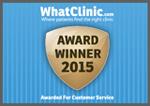 Customer Service Award Winner 2013 - Carisbrook Manchester