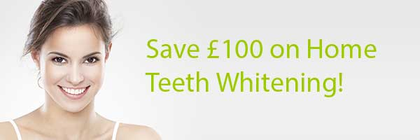 Home Teeth Whitening Offer